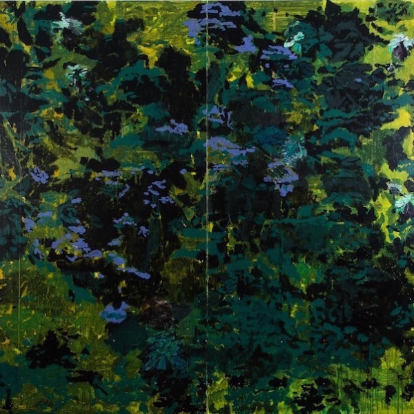 Hurvin Anderson: Backdrop at Contemporary Art Museum St Louis