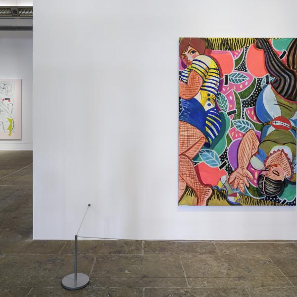 Ella Kruglyanskaya at Tate Liverpool