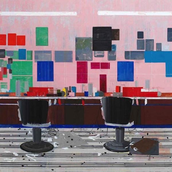 Hurvin Anderson: Backdrop at Art Gallery of Ontario