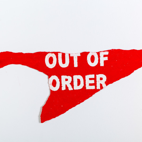 Michael Landy: Out of Order at Museum Tinguely