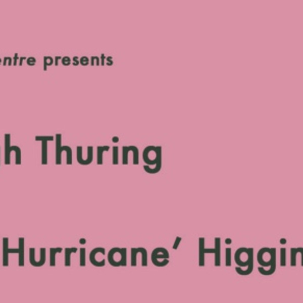 Caragh Thuring: Question Centre presents Caragh Thuring, Alex 'Hurricane' Higgins at Westminster Waste