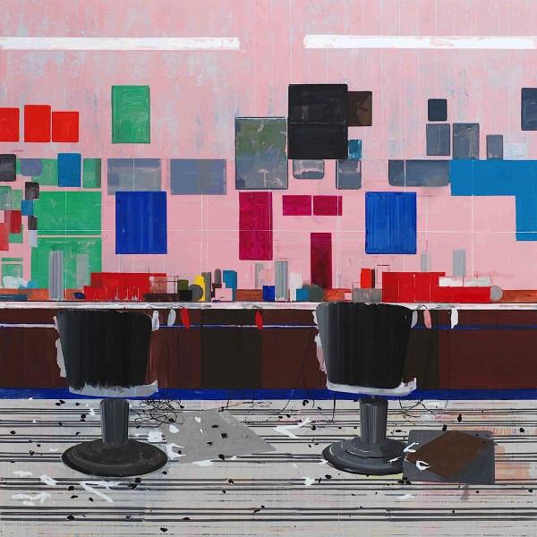 Thomas Dane Gallery congratulates Hurvin Anderson on his 2017 Turner Prize nomination