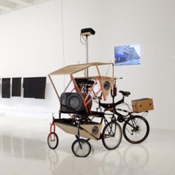 24.01.2018 - Abraham Cruzvillegas: Autorreconstrucción 'Social Tissue' at Kunsthaus Zürich. Opens 16 Feb