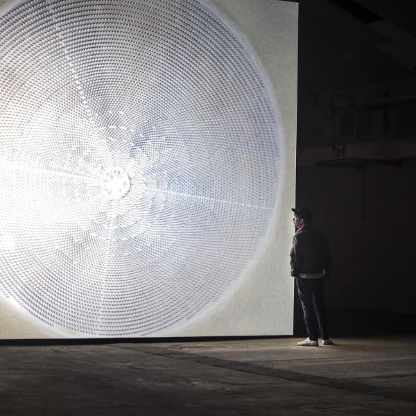 14.04.2018 - John Gerrard: 'Solar Reserve (Tonopah, Nevada)' at EVA International, Limerick