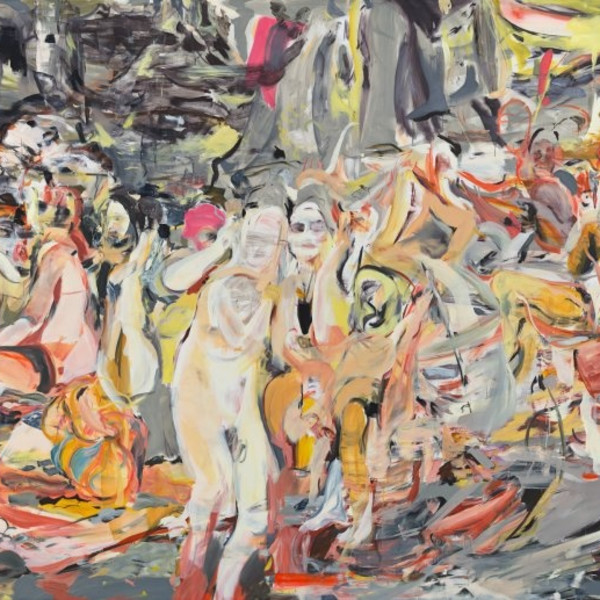 07.11.2018 - Cecily Brown: Where, When, How Often and with Whom at Louisiana Museum of Modern Art, Humlebaek