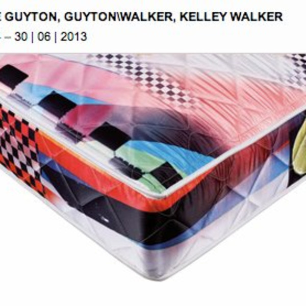 Wade Guyton, Guyton/Walker, Kelley Walker:  Kunsthaus Bregenz
