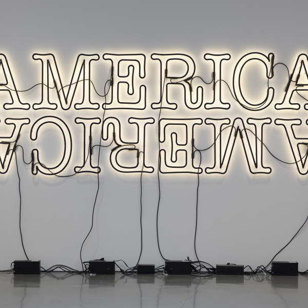 15.01.2019 - Glenn Ligon: Traction: Art Talk with Glenn Ligon, University of California, Santa Cruz