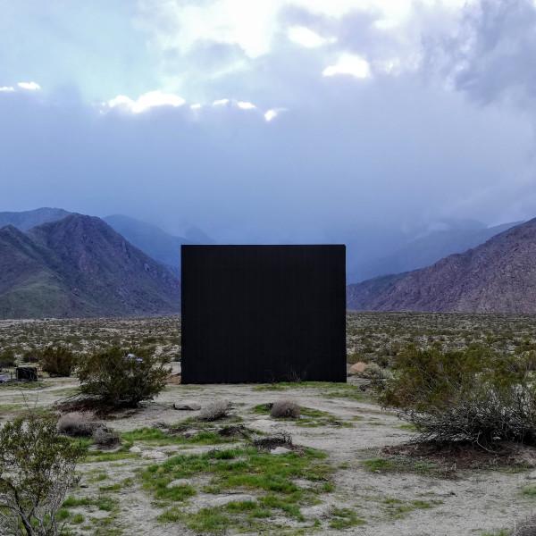 09.02.2019 - John Gerrard: Desert X, Palm Springs