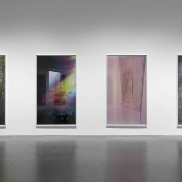 19.02.2019 - Walead Beshty: Media Networks, Tate Modern
