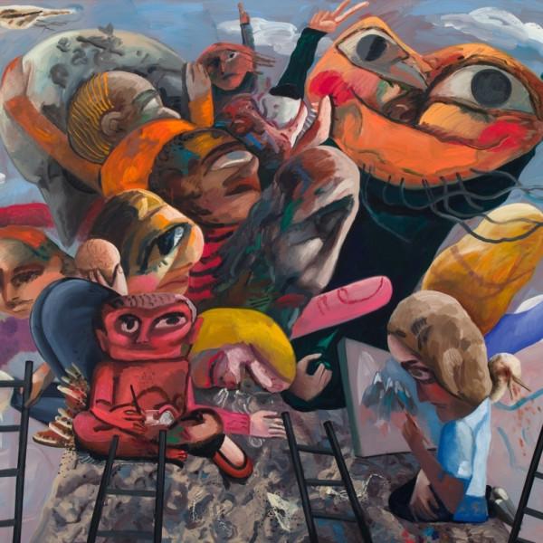 27.02.2019 - Dana Schutz: Artist's Conversation, ArtTable Programs