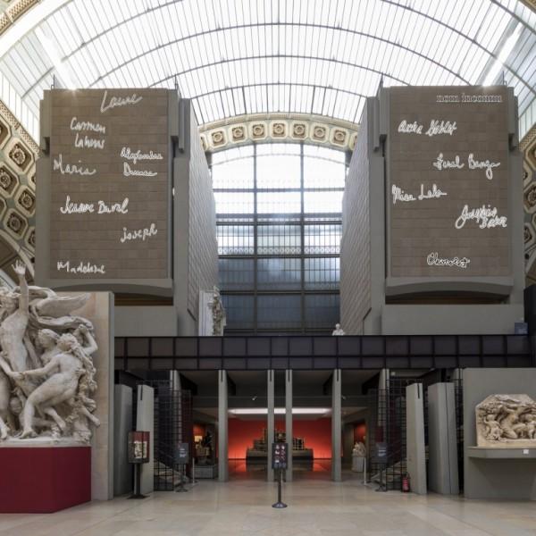 26.03.2019 - Glenn Ligon: Some Black Parisians, Musée d'Orsay