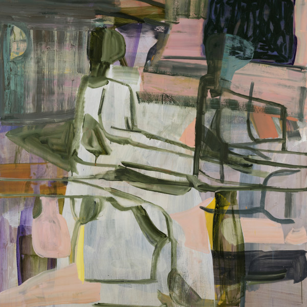 24.04.2019 - Amy Sillman: The Drawing Center 2019 Gala, New York