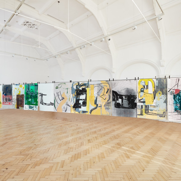 17.05.2019 - Amy Sillman: Artist Talk, Northwestern University
