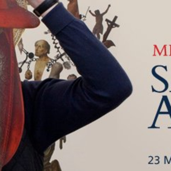 Michael Landy: Saints Alive, National Gallery London