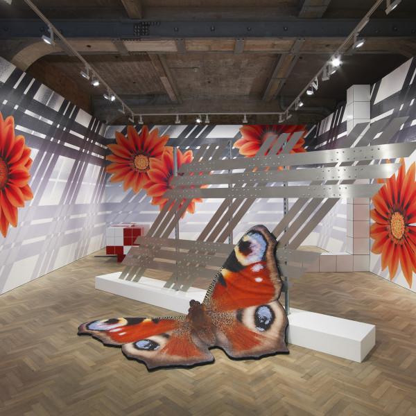 03.10.2019 - Anthea Hamilton: Frieze Academy - Art & Architecture Summit, RIBA, London