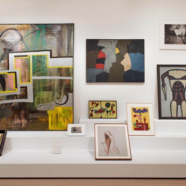 21.10.2019 - Amy Sillman: 'Artist's Choice: Amy Sillman — The Shape of Shape', Museum of Modern Art, New York
