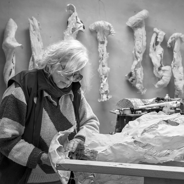 22.10.2019 - Lynda Benglis: Lynda Benglis in Conversation with Kimberly Drew, Stanford University