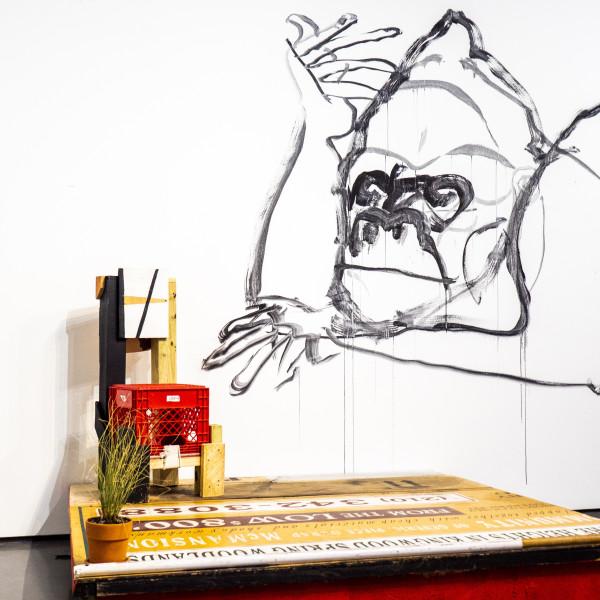 28.11.2019 - Abraham Cruzvillegas: AuTOIconstruction performance, Musée d'Art Moderne de Paris