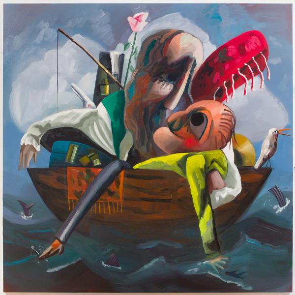 03.02.2020 - Cecily Brown and Dana Schutz: Radical Figures, Whitechapel Gallery