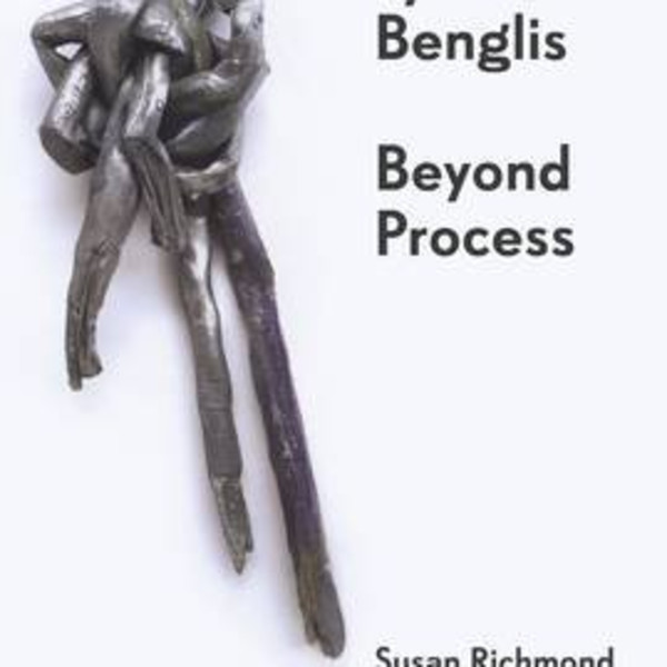 New Faculty-Authored Book on Artist Lynda Benglis