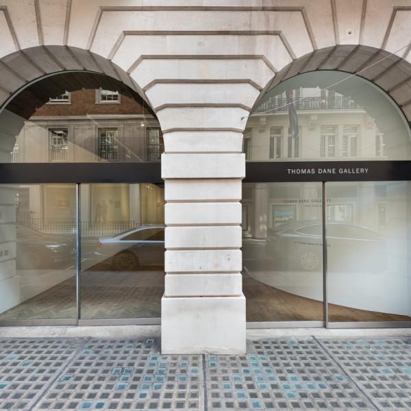 18.03.2020 - Thomas Dane Gallery in London, Temporary Closure