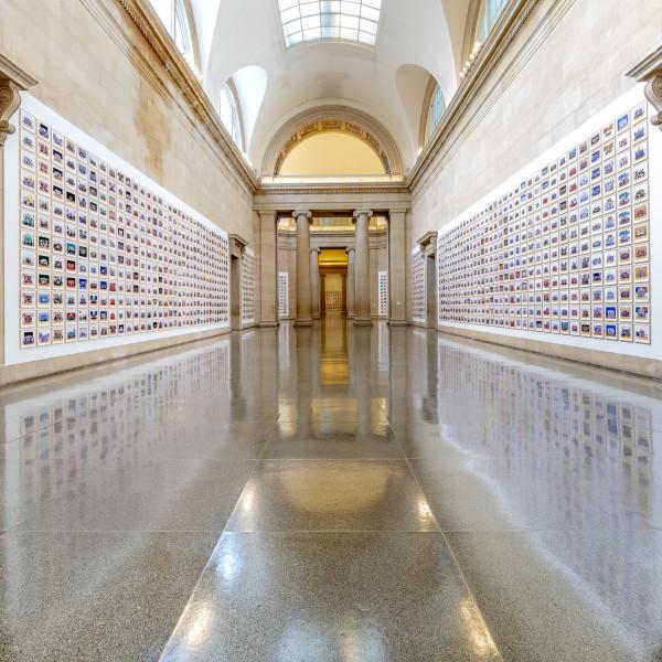 30.06.2020 - Steve McQueen: 'Year 3' Extension, Tate Britain