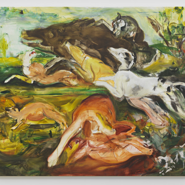 25.08.2020 - Cecily Brown: Blenheim Palace