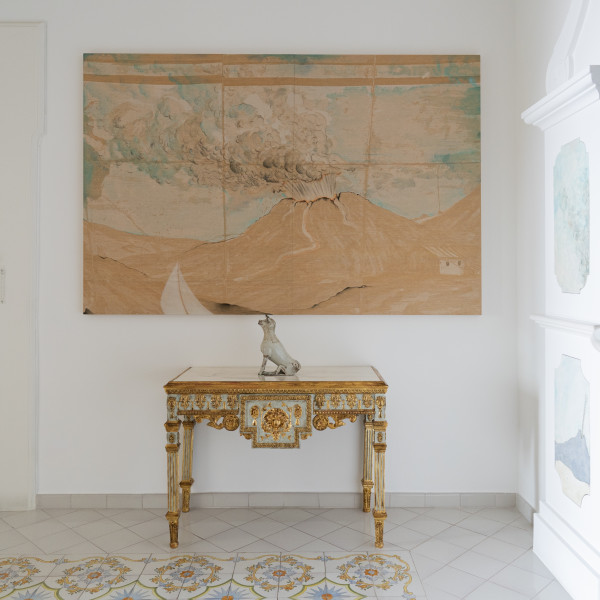 08.10.2020 - Caragh Thuring: Sirenuse Art Project, Positano