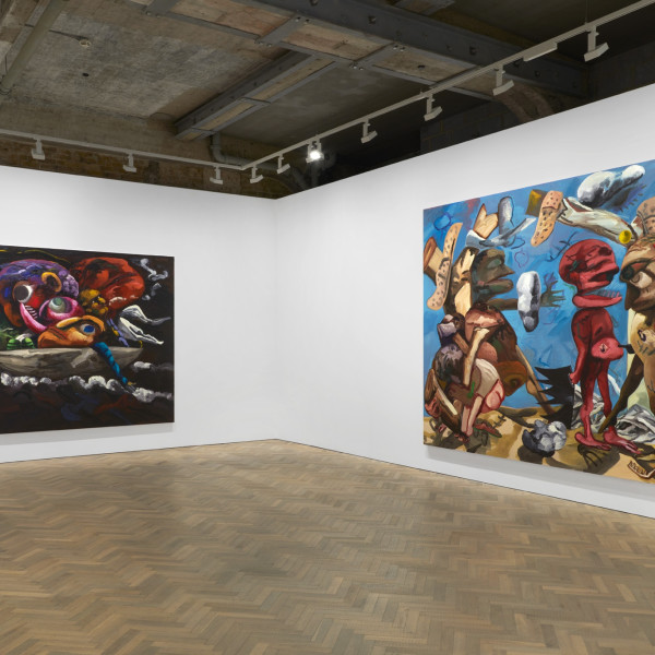 19.10.2020 - Thomas Dane Gallery: Temporary Closure 3 & 11 Duke Street St. James's