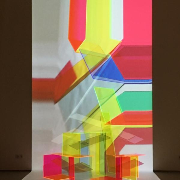 16.10.2020 - Barbara Kasten: 'Scenarios', Aspen Art Museum