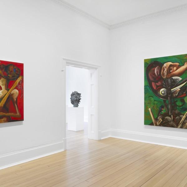 04.11.2020 - Thomas Dane Gallery in London: Temporary Closure