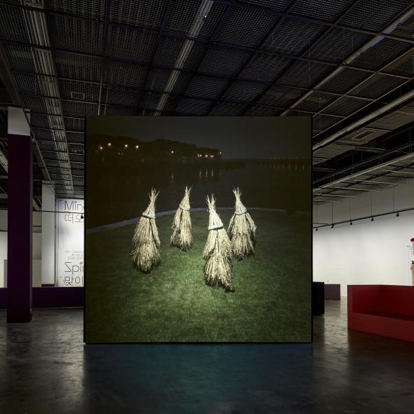 01.04.21 - John Gerrard at 13th Gwangju Biennale