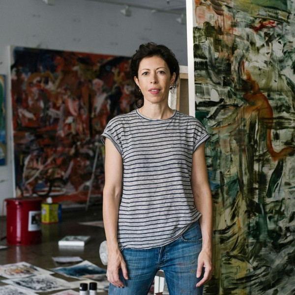 21.05.2021 - Cecily Brown in conversation with Francine Prose, Yale Center for British Art