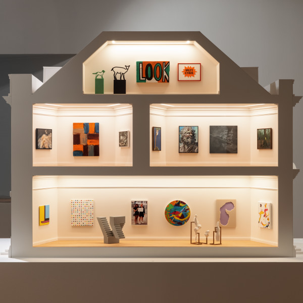 08.07.21 - 'Masterpieces in Miniature' is now open