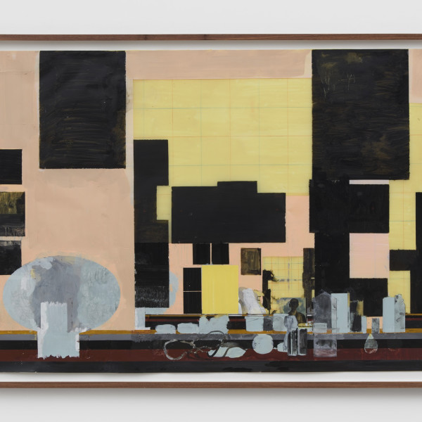12.07.21 - New work by Hurvin Anderson to go on show
