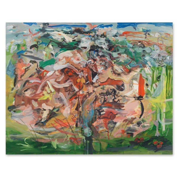22.07.21 - Work by Cecily Brown to be auctioned for ClientEarth