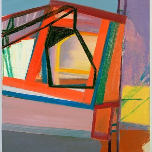 Amy Sillman: one lump or two, ICA Boston