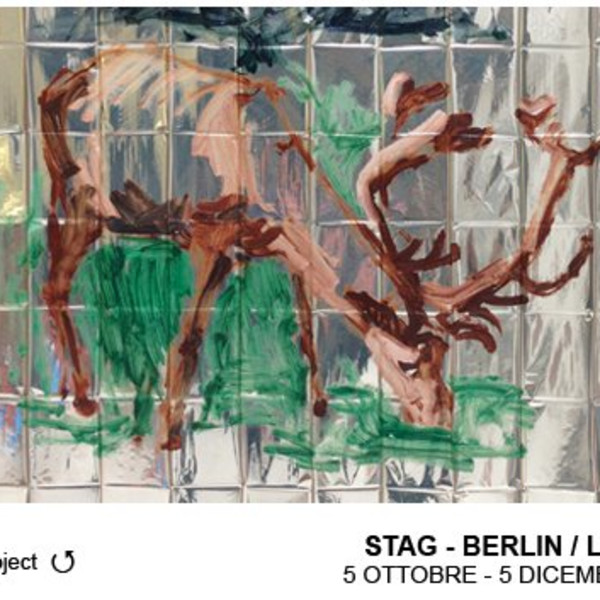 Caragh Thuring: STAG BERLIN / LONDON, Dispari & Dispari Project, Reggio Emilia, Italy