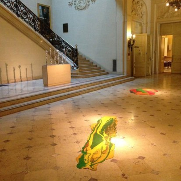 Lynda Benglis: Inaugural Great Hall Exhibition, NYU, The Institute of Fine Arts, New York