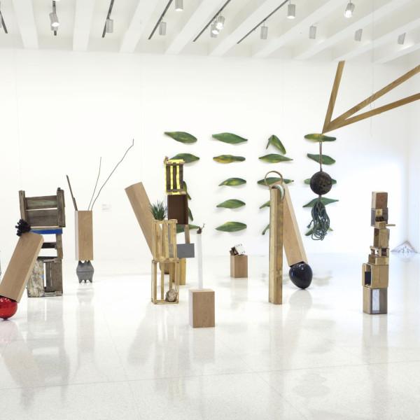 Abraham Cruzvillegas: The Autoconstrucción Suites, Haus der Kunst, Munich