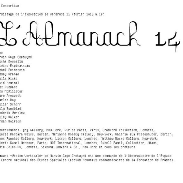 Kelley Walker: L'Almanach, Le Consortium, Dijon
