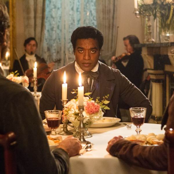 Steve McQueen's '12 Years a Slave' wins Best Film at the 2014 Golden Globes