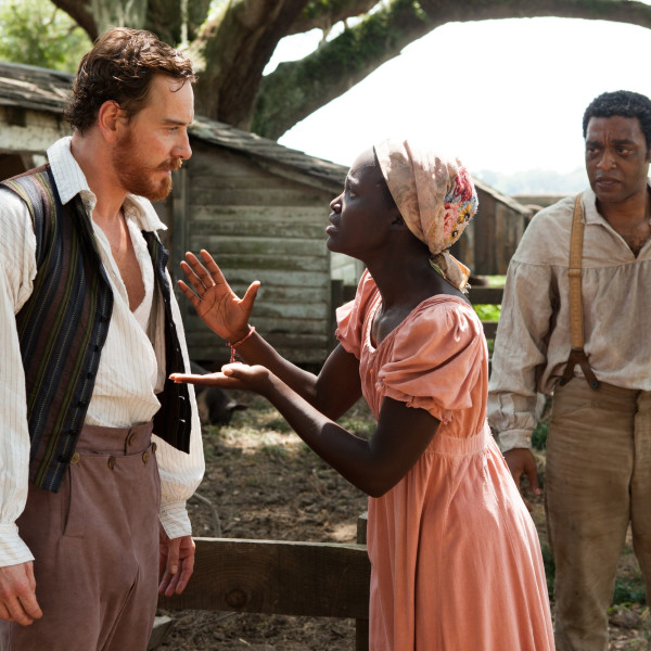 Steve McQueen's '12 Years a Slave' awarded Best Picture at the 2014 BAFTAs