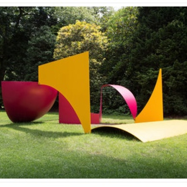 Phillip King an Outdoor Exhibition of Sculpture