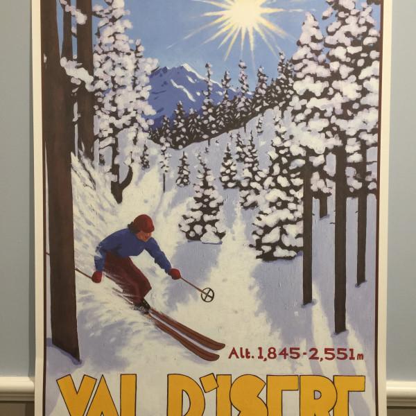 Katrine Kohli - Val d'Isere: 'Off-piste Skier'