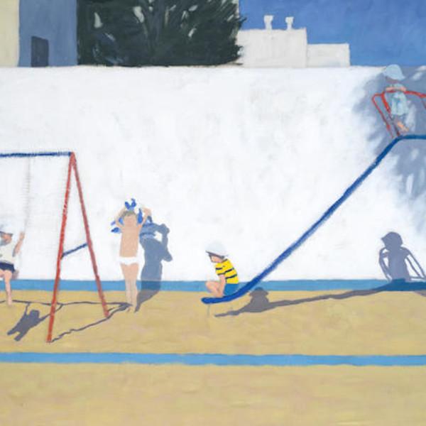 Andrew Macara - Playground, Quartejar, near Albufeira, Portugal
