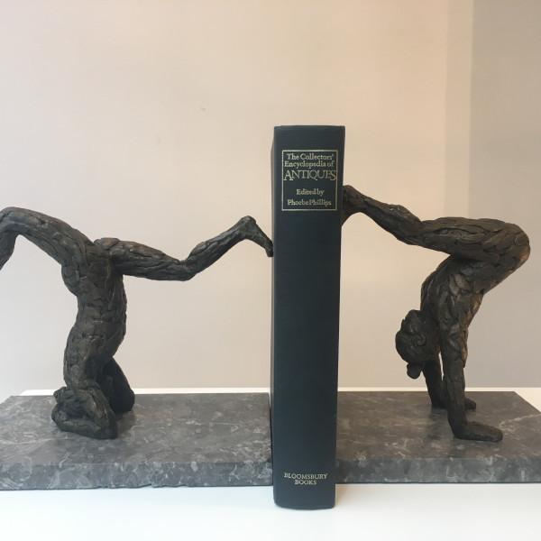 Emma Jean Kemp - Balancing Bookends, 2017