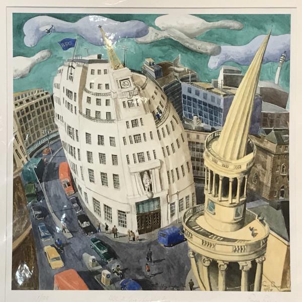 Francis Farmer - BBC Buildings and Langham Place
