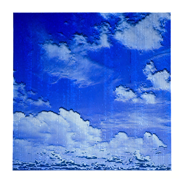 Erin Dickson - The Most Beautiful Skies as a Matter of Fact, 2015