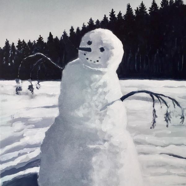 Joakim Allgulander - Snowman, 2017